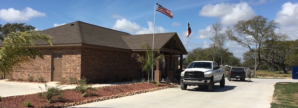 RV Park New Office Building and Amenity Center