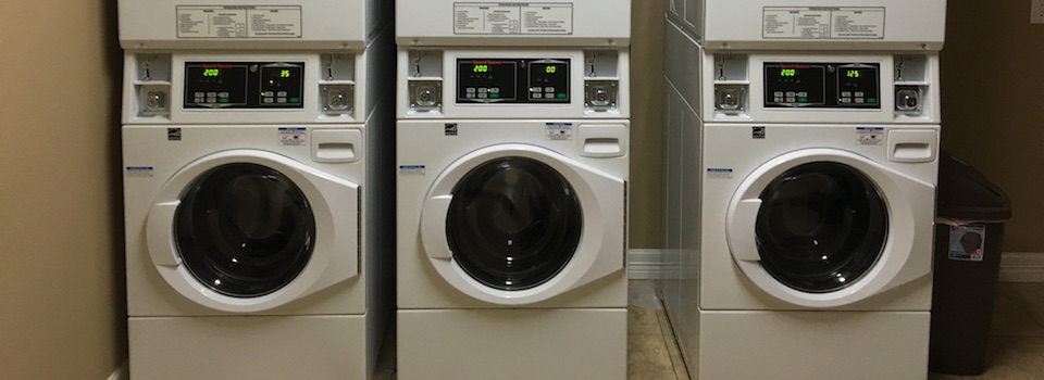 RV Park Laundry Room